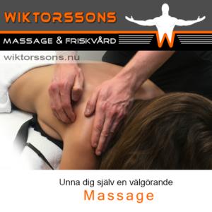 Tävling – Vinn massage i Mjölby